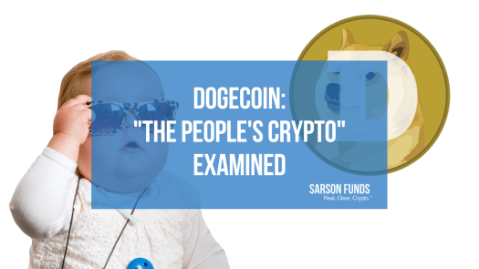 Dogecoin Value Proposition