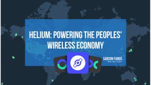 Helium Network Token The Peoples' Wireless Economy Mining