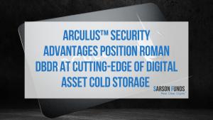 crypto cold storage security Arculus