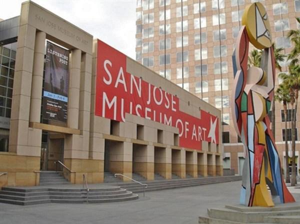 San Jose Museum Of Art Sartle - Rogue History