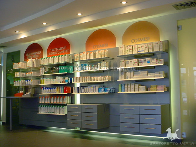 Records of board of registration in pharmacy; Beauty products in the pharmacy: display, sale and ...