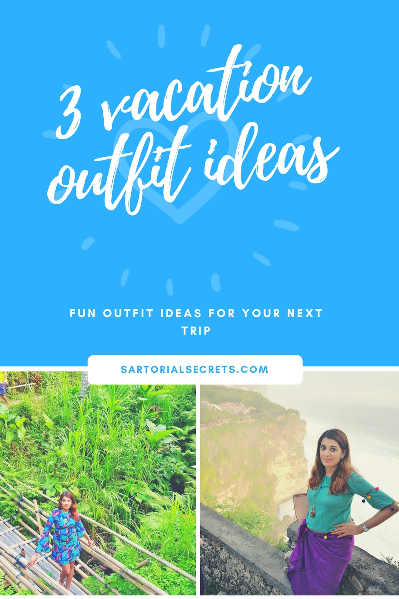 3 Ways To Slay That Vacation Outfit!