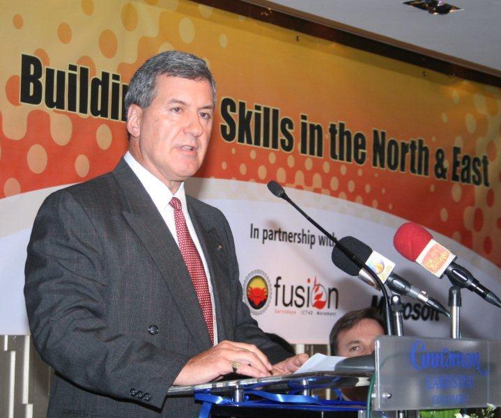 Mr  Nick A  Nicolaou – Sarvodaya