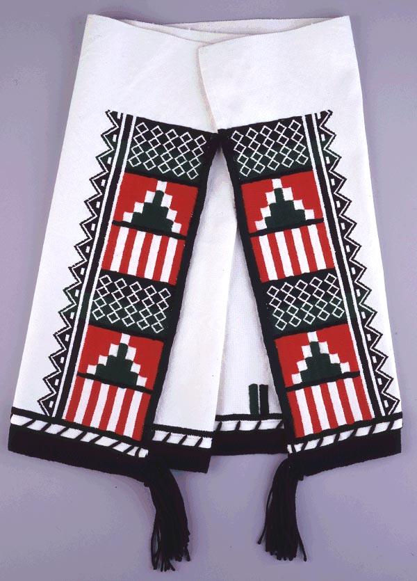 Pueblo Embroidery Culture