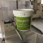 Laveuse de caisses adapté pour le lavage de seaux