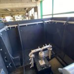 Laveuse mono poste de palox - Turbo de lavage