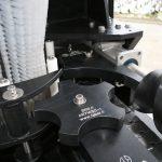 Laveuse sécheuse de bouteilles modèle LSIDB 3000 - Entrainement pour vis sans fin et étoile sélecteur