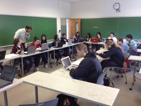 Computer Lab Classroom