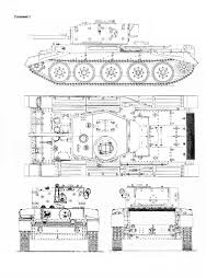 British and American late/post war Tanks/TDs