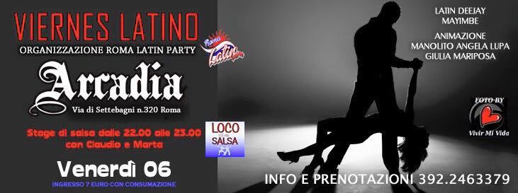Arcadia Venerdì 06-11-15 Orizzontale
