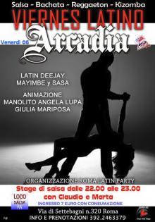 Arcadia Venerdi 06-11-15 Verticale