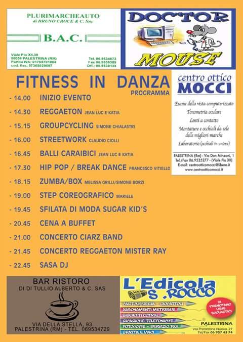 programma Fitness Day