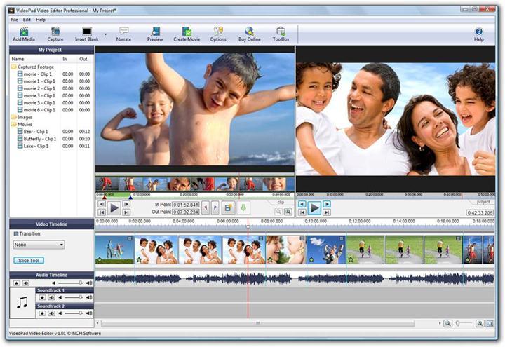 10 من أفضل برامج الكمبيوتر المجانية للتعديل على الفيديو