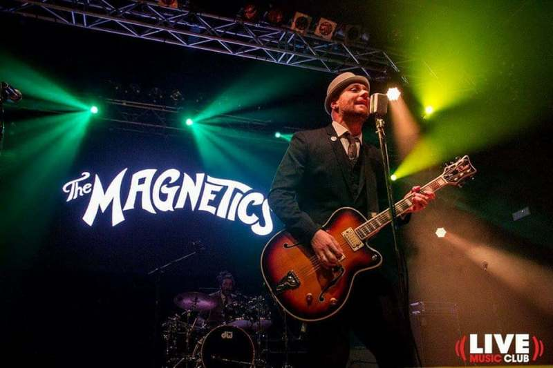 olly riva - the magnetics - sa scena sarda - fabrik - the hor