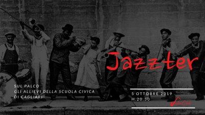 jazzter - jester club - cagliari - sa scena sarda
