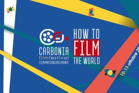 how to film the world - carbonia - logo