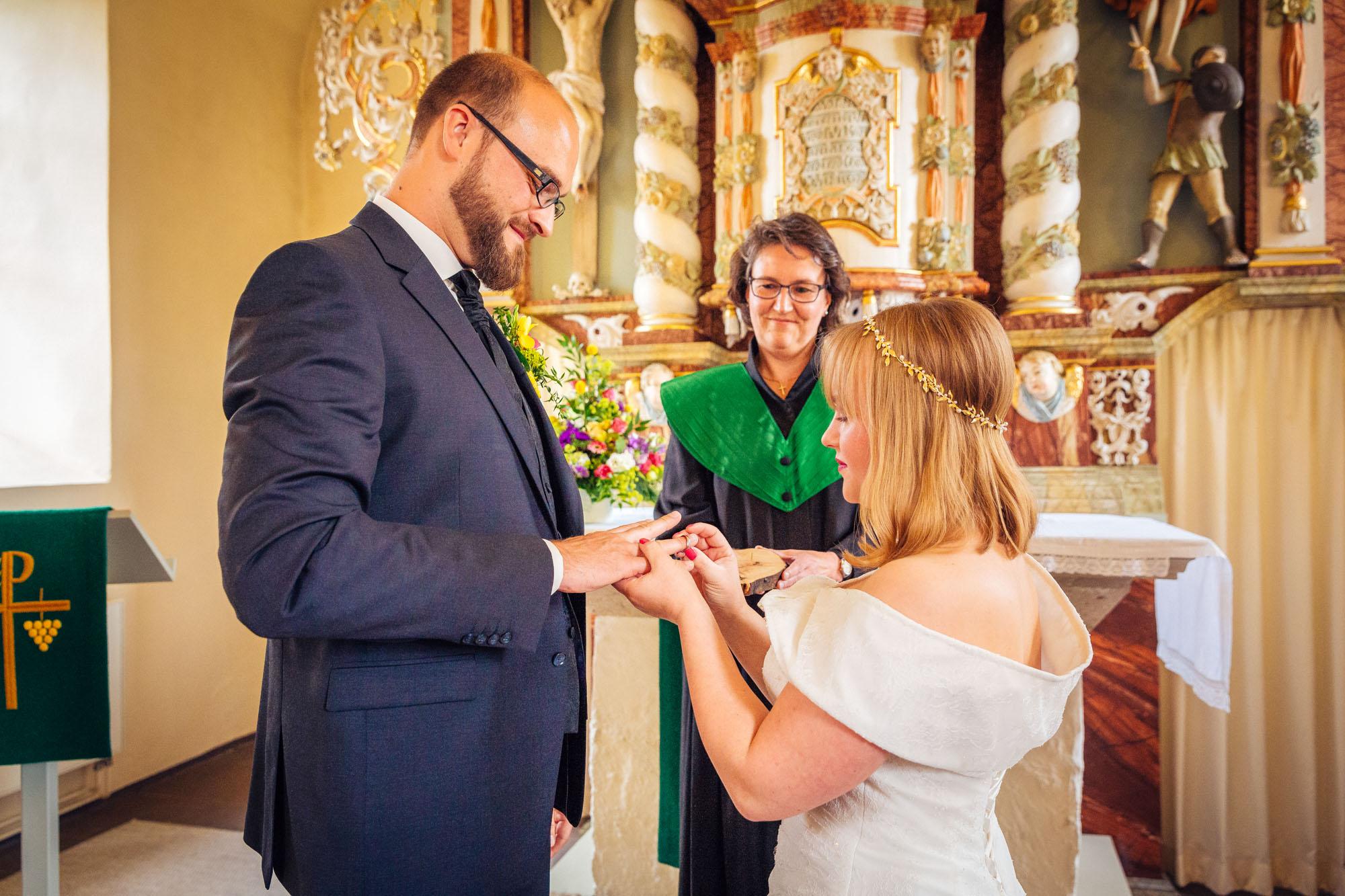 Hochzeitsfotograf Angela und Marius  Sascha Drmer Film