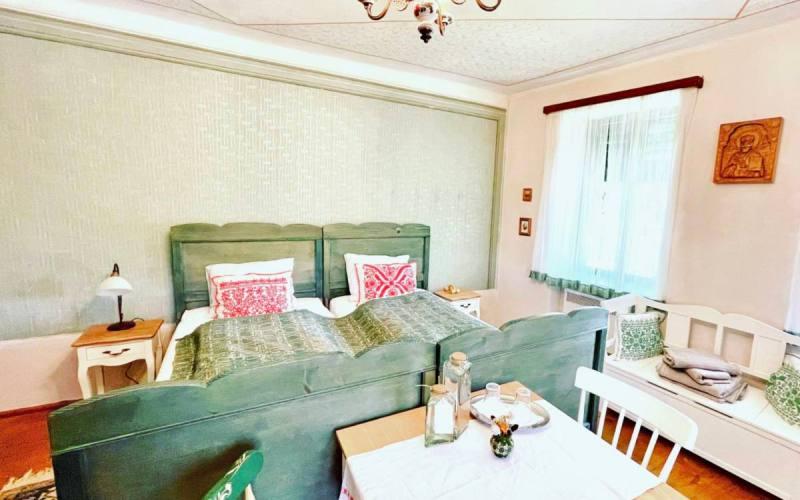 green room accommodation saschiz 130