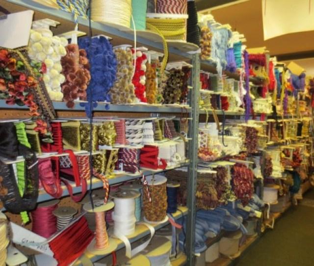 Sas Fabric Store Trims Curtain Tie Backs Photo