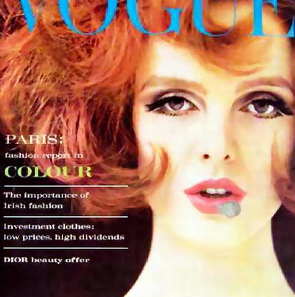 Grace Coddington Vogue Sept 1963