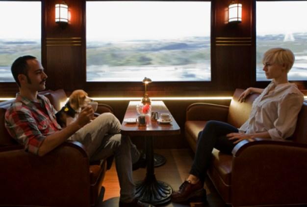 Passenger Restaurant