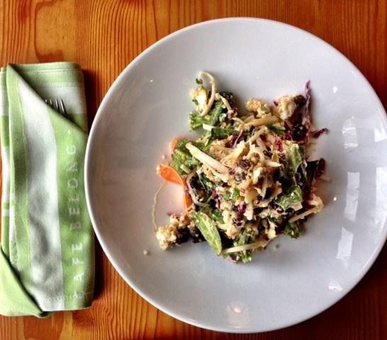 Cafe Belong_St Lawrence Salad
