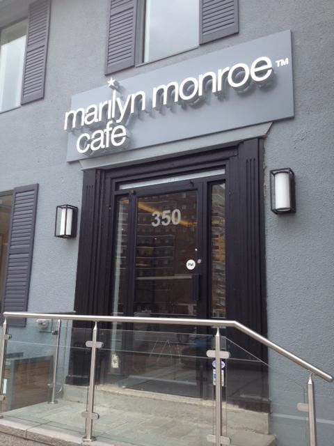 Mariliyn Monroe Cafe