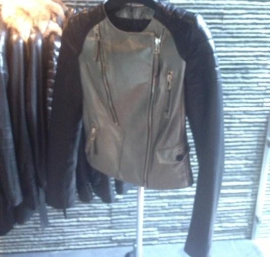 Rudsak Reese Leather Jacket