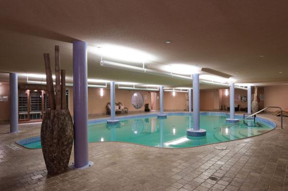 Sweetgrass pool