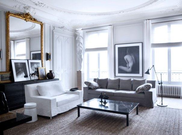 Gilles & Boissier's Parisian Apartment