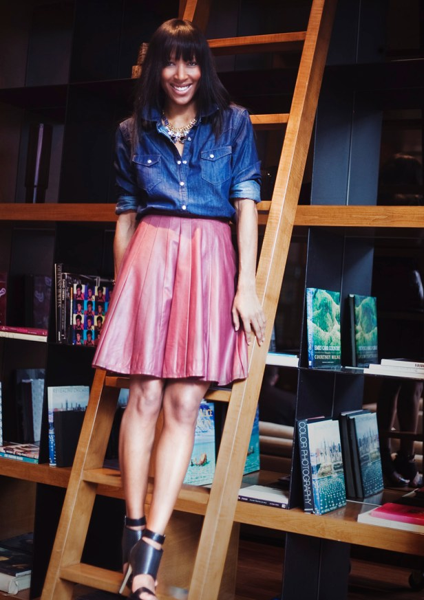 J.Crew Leather Collection Skirt