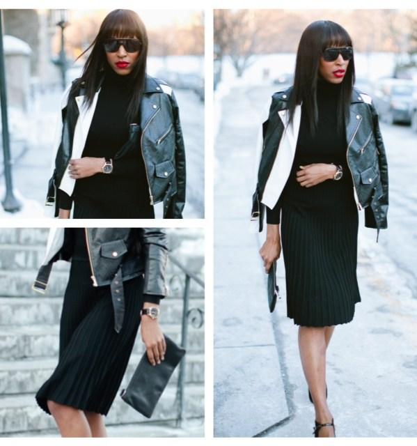Whitney Eve Moto Jacket