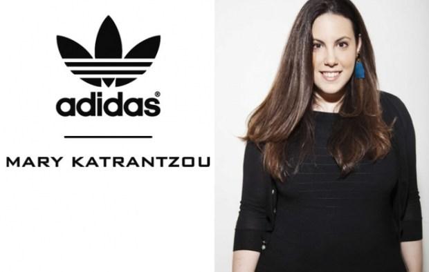 Addidas x Mary Katrantzou