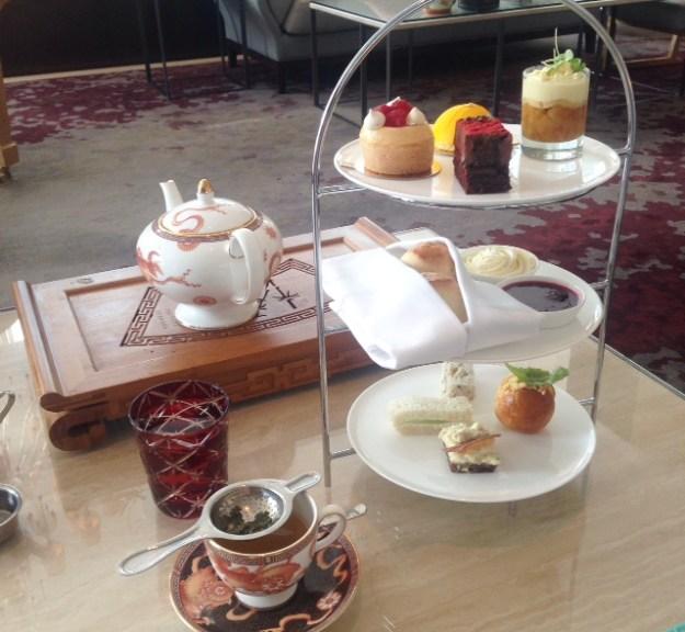 Shangri-La High Tea