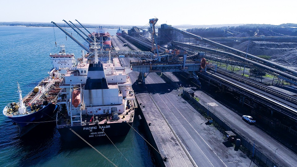 New Coastal Bunker Barge Operating at Port of Richards Bay