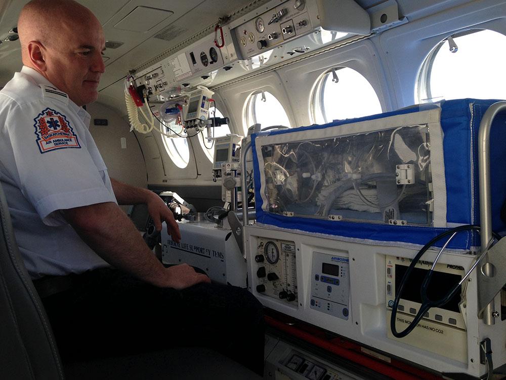 Air Ambulance Nurse Cover Letter