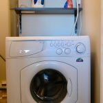 1-Bedroom Furnished Suite: In-suite laundry