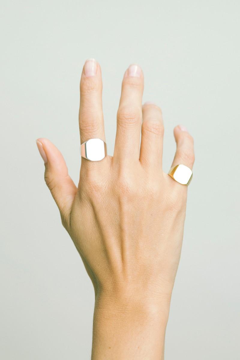 Signet Ring Saskia Diez