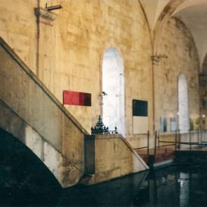 Mãe d'água · Lisboa | antigua cisterna de abastecimiento a la ciudad