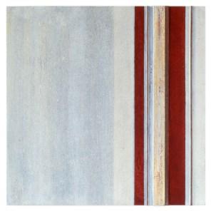 #03 | 50 x 50 cm | óleo sobre tabla y listones de madera de sapelli y limoncillo