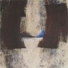 castaño-azul ultramar | 50 x 50 cm