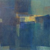 Looking South #03   70 x 70 cm