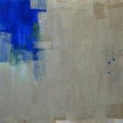Azul #2 | 100 x 100 cm