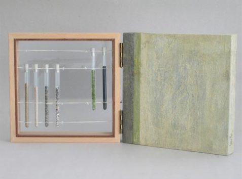 Lanzarote I   28,5 x 57 x 4 cm desplegado
