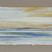 06 naranja-azul   enmarcado, 25 x 65 cm
