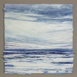 03 azul   enmarcado, 65 x 65 cm