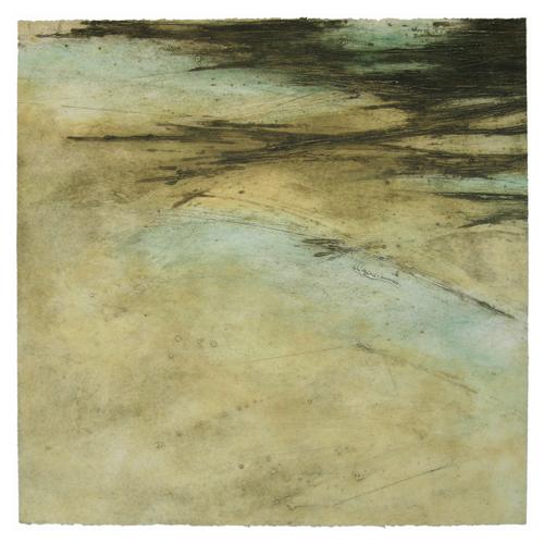 de arena y sal #1 | 108 x 108 cm