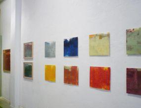 grabados de la serie Fragmentos