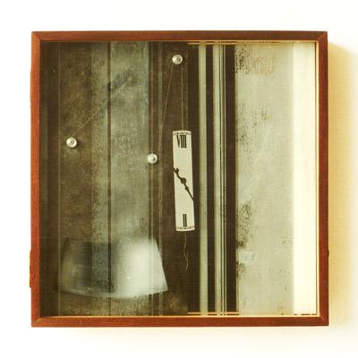 Reloj de pared | 49 x 49 x 7 cm