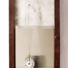 Reloj de pared | 78 x 33 x 6,5 cm